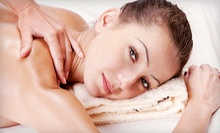 60-Minute Swedish Massage or Reiki Treatment at Iuventus Spa (Up to Half Off)