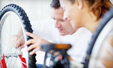 $35 for Basic Bike Tune-Up with Wheel Truing, Checks, and Adjustments at Allendale Cycle ($70 Value)