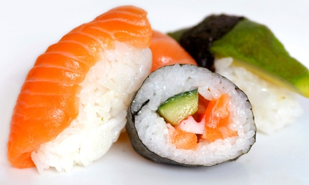 $20 for $35 Worth of Asian Cuisine at Wok and Roll