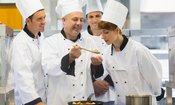 Evento Academy - Più sedi: Corso di cucina di 8 ore con chef professionista valido in 2 sedi da 34,90 €