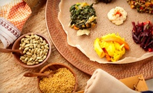 Ethiopian Food for Two or Four at Ashee Ethiopian Cuisine (Half Off)
