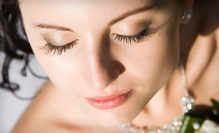 $65 for a Full Set of Eyelash Extensions at Permanent Makeup by Riley ($125 Value)