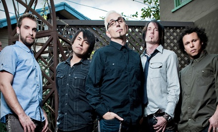 Summerland Tour 2013 with Everclear & Live at South Side Ballroom (currently known as The Palladium) on Friday, July 12