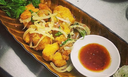 $12 for $20 Worth of Vietnamese Cuisine and Seafood at Mix Food & Cocktails
