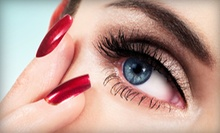Full Set of NovaLash Eyelash Extensions with Optional Refill at Fashion Face (Up to 77% Off)