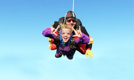 Ground School and Tandem Jump for One or Two from 9,000 or 13,000 Feet from Skydive Sacramento (51% Off)