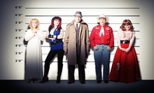 Murder-Mystery Dinner for Two or Four at Ozark Murder Mysteries (Up to 52% Off)