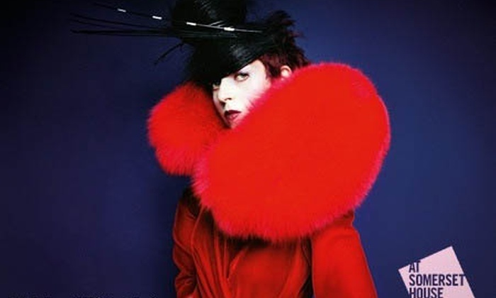 Somerset House - London: Isabella Blow: Fashion Galore! Exhibition at Somerset House from £6.25 (Up to 50% Off)