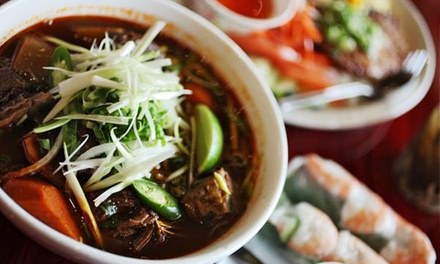 $21 for $40 Worth of Vietnamese Food at Pho Dakao