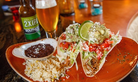 New American Lunch or Dinner for Two at Agave (40% Off)