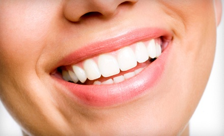 $99 for In-Office Zoom! Teeth Whitening at The Center for Cosmetic Dentistry in West Harrison ($525 Value)