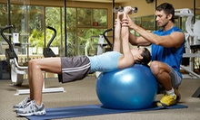 Two or Four Semiprivate Personal Training Sessions at Cherry Creek Wellness Center (Up to 58% Off)