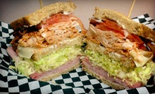 Breakfast Food, Wraps, and Sandwiches, or Gourmet Meats at Simple Sands Deli (Half Off)