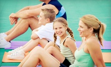 10 or 20 Kids' Fitness Boot-Camp Classes at Broward County Adventure Boot Camp (Up to 75% Off)