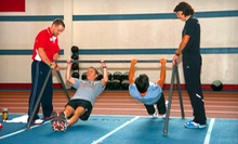 High-Intensity Training Classes at National Institute for Fitness and Sport (Up to 83% Off). Three Options Available.