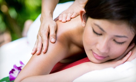 $39 for a One-Hour Deep-Tissue Massage and a Decompression Exam at SpineCare ($195 Value)