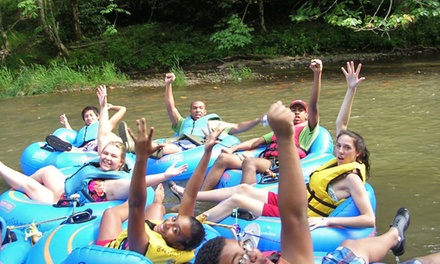 Up to Four Hours of River Tubing for 2, 4, 6, or 15 from RiverGirl Fishing Co. (Up to 54% Off)
