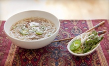 $11 for a Vietnamese Meal for Two with Vermicelli, Pho Soups, or Salads at Kim's Cafe and Sandwiches (Up to $22 Value)