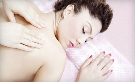 One or Three 60-Minute Swedish Massages at Natural Medicine Center (Up to 59% Off)