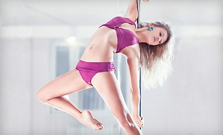 $15 for a One-Hour Intro to Pole-Dancing Class at Intrigue Fitness ($30 Value)