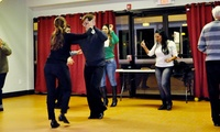 GROUPON: 65% Off Private Dance Classes Time To Dance With Sergey & Sasha