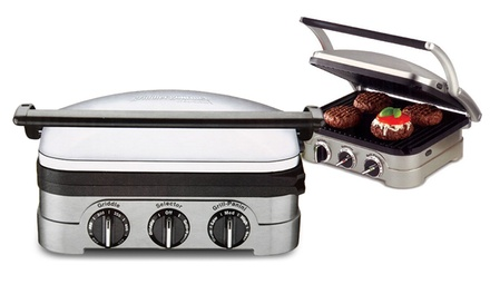 Cuisinart Gourmet Griddler 8-Piece Panini Press Grid (Refurbished)