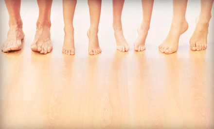 Laser Toenail-Fungus Removal on One or Both Feet at Northshore Medical Center (Up to 70% Off)