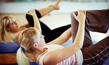 One-Month Rapid Fat-Loss Program or 10 or 20 Yoga or Zumba Classes at Goality Fitness Club (Up to 74% Off)