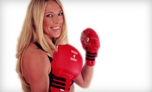 Two, Four, or Six Weeks of Unlimited Kickboxing, MMA, or Kids' Karate Classes at USA Karate & Fitness (Up to 94% Off)
