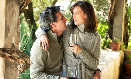 Couples Wine-Tasting Package or Double-Date Retreat Package for Four at Passion Cellars (Up to 53% Off)