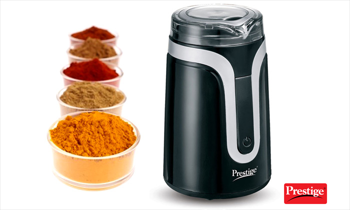Rs.1349 for a Prestige Dry Masala Grinder