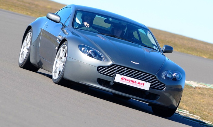Drive Me - Seighford: Supercar Driving With Spectators' 4x4 Ride from £59 at Drive Me (Up to 56% Off)