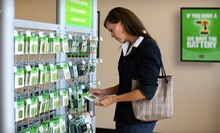 $10 for $20 Worth of Electronics and Vehicle Batteries at Interstate All Battery Center