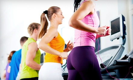 $25 for One-Month Unlimited Gym Membership at K2 Fitness ($50 Value)