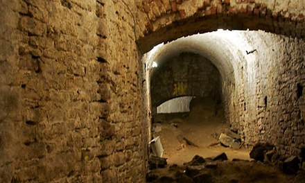 90-Minute Queen City Underground Tour for Two from American Legacy Tours (50% Off)