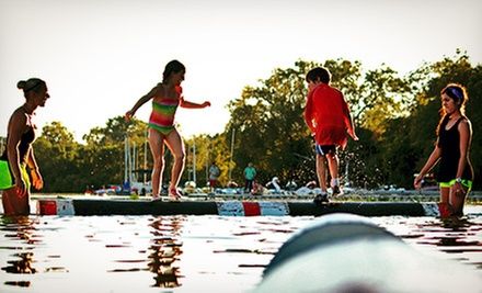 6 or 10 Beginner Log-Rolling Classes at Madison Log Rolling (Up to 67% Off)