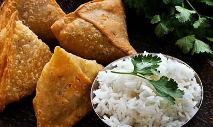 Northern Indian Cuisine for Dine-In or Take-Out at India's Flavor (Up to 50% Off)