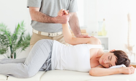Chiropractic Exam and One or Two Adjustments at Coast Chiropractic Centers, Inc. (Up to 82% Off)