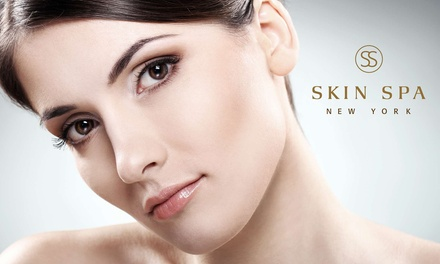 One, Two, or Three Anti-Aging Facials with Laser Treatments at Skin Spa New York (Up to 54% Off)