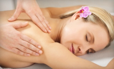 60- or 90-Minute Custom Swedish or Deep-Tissue Massage from Justin Brousseau LMT (Up to 52% Off)