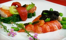 Four-Course French Dinner for Two or Four at La Panetire (Half Off). Four Options Available.