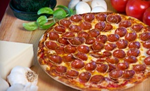 $10 for $20 Worth of Casual Italian Food at Ange's Pizza