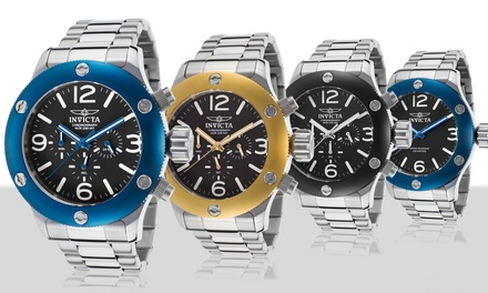 Invicta Russian Diver Men's Chronograph Watch Collection