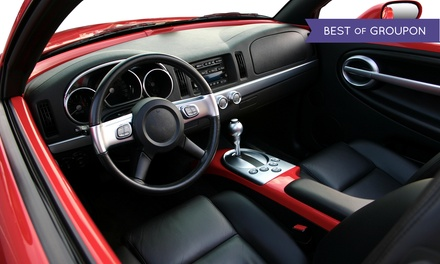 Interior or Hand-Wax Detail, Professional Detail, or Showroom Detail at Detail Kings (Up to 40% Off)