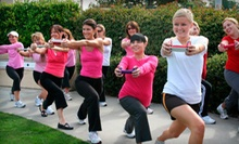 $49 for Month of Boot-Camp Classes at Code Pink Boot Camp ($179 Value)