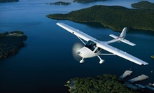 Standard, Disney, or Space Coast Tour Discovery Flight from First Landings Aviation (Up to 55% Off)