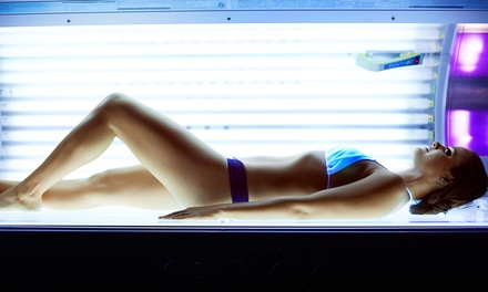 Up to 53% Off Tanning at Sun City Tanning Salons. Six Options Available.