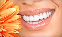 In-Office Zoom! Teeth Whitening Treatment or Dental Exam Package at Big Dental Group (Up to 91% Off)