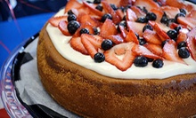 $10 for $20 Worth of Cakes and Pies, or $25 for $50 Toward Any Custom Order at Uncle Willie's Pies