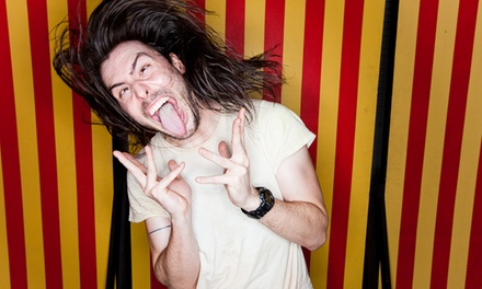 Party Madness 64 Featuring Andrew W.K. at The Door on Saturday, October 11, at 2 p.m. (Up to 49% Off)